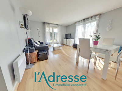 Appartement familial en rez-de-jardin à Noisy Le Grand